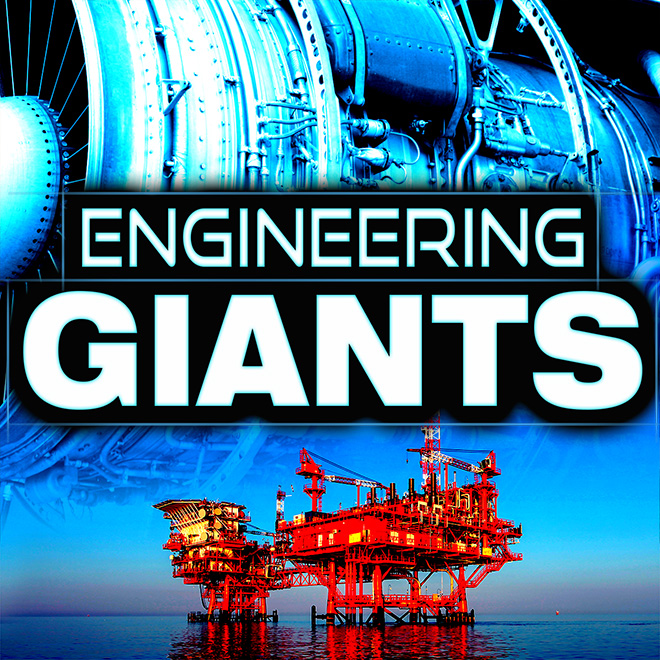 Engineering Giants: Gas Rig Strip-Down (S1E2)